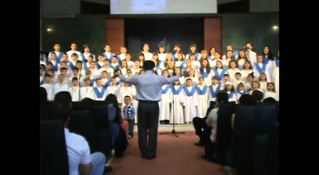 Concert in Biserica Eben Ezer iunie 2008