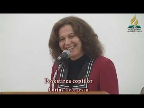Corina Georgescu – povestire copii