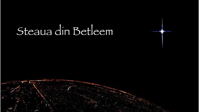 """""""Steaua din Betleem"""" – Sceneta cu marionete. Realizator: Carmen Iacob."""