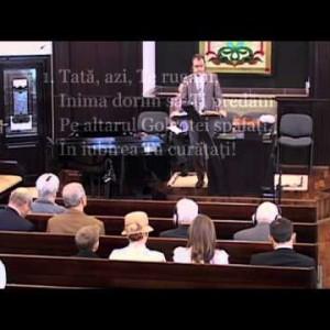 20.12.2014 – Iacob Coman – Ruga si Cantare