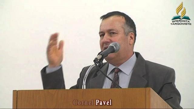 Cornel Pavel   Criza