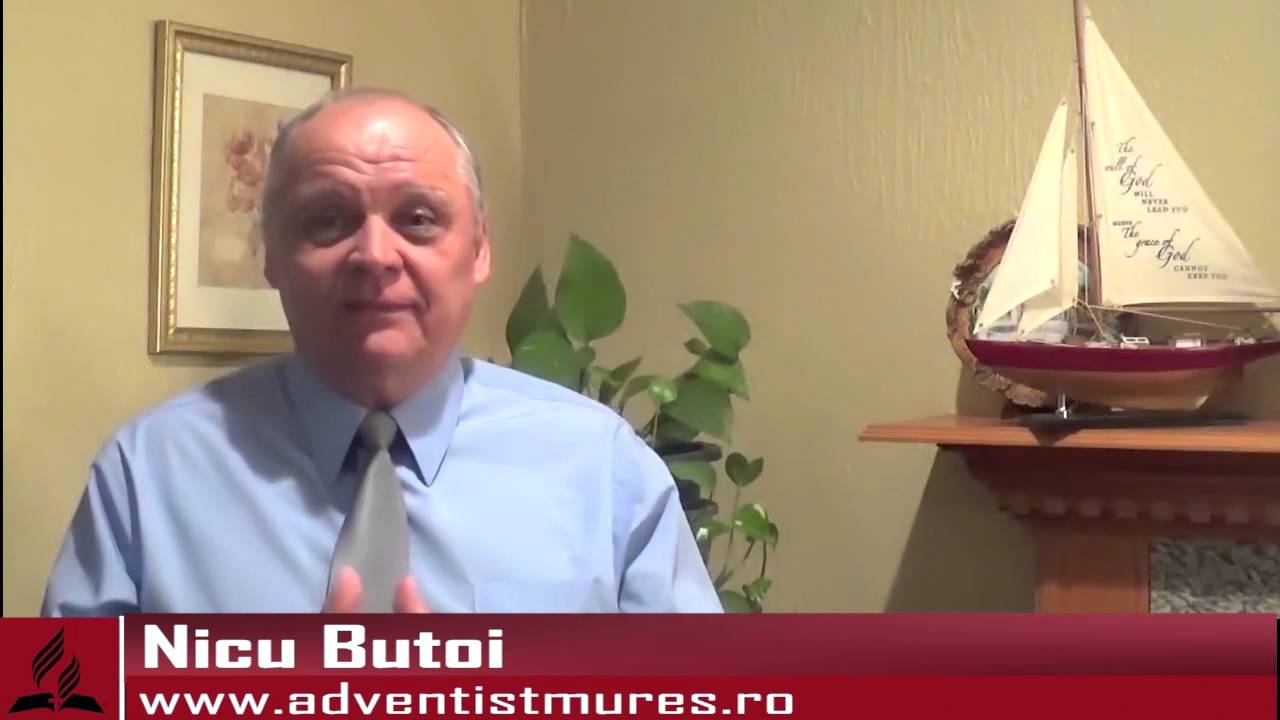 Cumparatorul Delincvent (promo) pastor Nicu Butoi