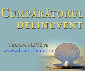 Cumparatorul Delincvent – Prezentari biblice cu Nicu Butoi, 22 – 28 Feb. 2015, ora 19, live pe www.adventistmures.ro