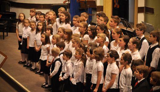 Corul de copii Akord Junior la Viena – Aprilie 17 si 18, 2015