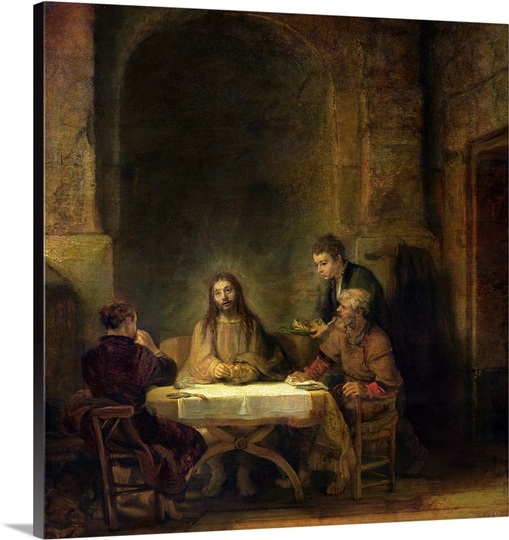 the-supper-at-emmaus-1648-oil-on-panel,bal24941