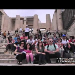 Excursie Grecia 21-27 aprilie 2014