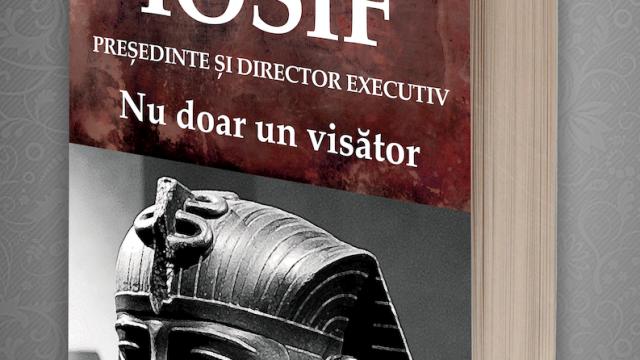 """Lansare de carte """"Iosif, Președinte și Director executiv"""" la Institutul Teologic Adventist"""