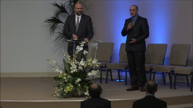 "Aprilie 25, 2015 – Sabat dupa-amiaza – Vitali Oliiniki – ""God's Will For Hezekiah"""