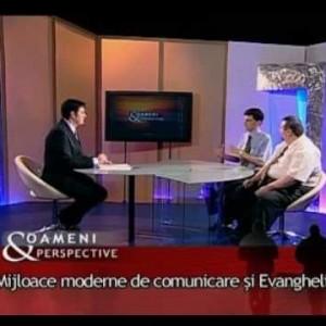 Mijloacele moderne de comunicare si Evanghelia – Oameni si Perspective, Iunie 2008