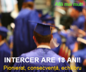 Intercer a implinit 18 ani de activitate!