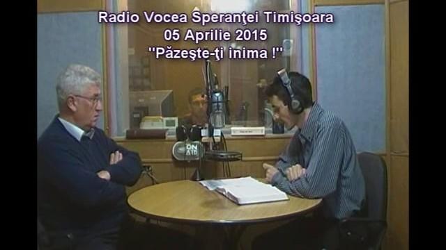 """RVS Timisoara: """"Bolile de inima"""" Dr. Gabriel Ivanica"""