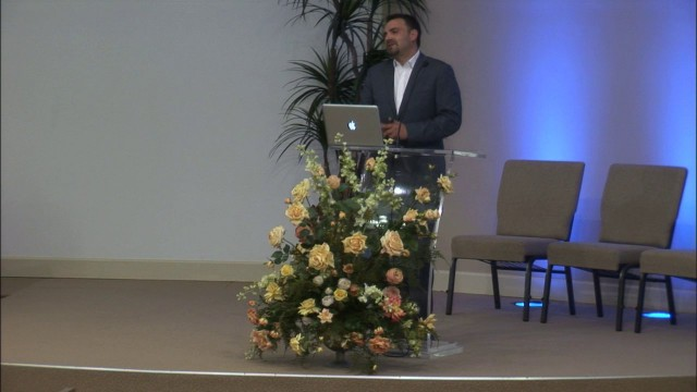 "Inuie 06, 2015 – Sabat dupa-amiaza – Daniel Serban – Creation Health Seminar: ""Trust"""