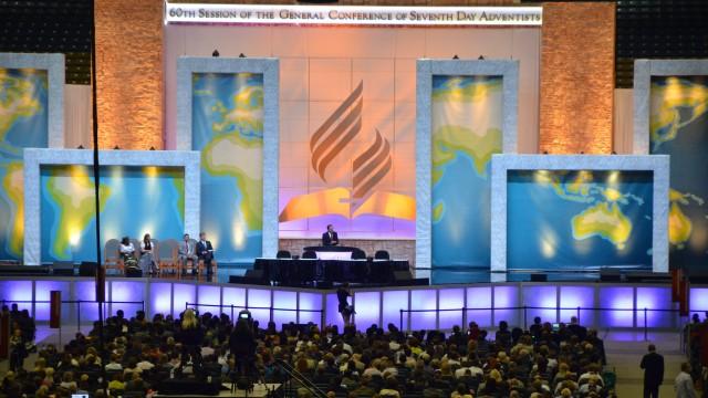 A 60-a Sesiune a Conferintei Generale, San Antonio, TX – 2