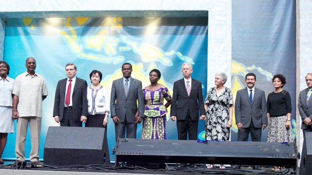 In Premiera: S-a Redus Echipa de Vicepresedinti ai Conferintei Generale