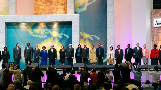 Presedintii Diviziunilor Bisericii Adventiste de Ziua a Saptea