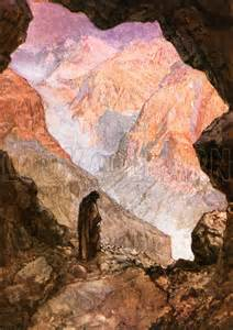 elijah on mount horeb