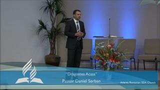 """August 29, 2015 – Sabat dimineata – Daniel Serban – """"Dragostea Acasa"""""""