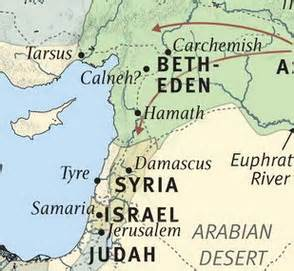 rzboi intre israel si ben-hadad of aram