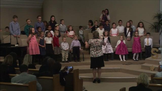 Octombrie 17, 2015  –  Sabat dupa-amiaza  –  Program Copii  –  Cantec Printre Stele