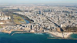 tel aviv and the yarkon river