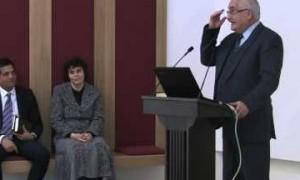 Valeriu Petrescu – Putere pentru a încheia lucrarea