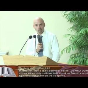 Pastor: Sergiu Butnaru
