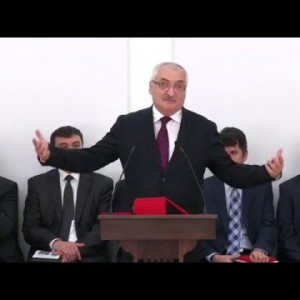 Serviciul Divin de rededicare a bisericii Brancoveanu