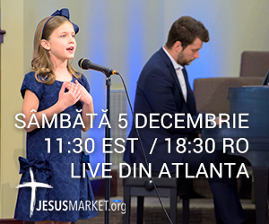 Jesus Market - Nicu Butoi, live din Atlanta