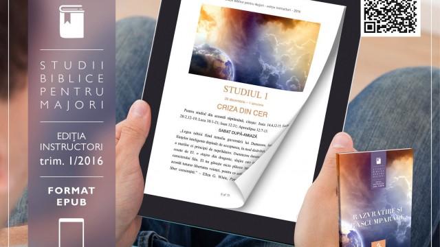 Studiile Biblice pentru instructori in format EPUB