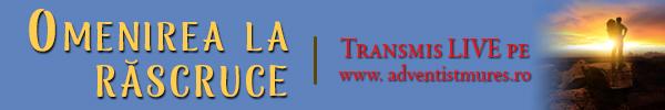 Omenirea la Rascruce - Godfrey Ngirishi 19 Februarie - 5 Martie 2016, adventistmures.ro