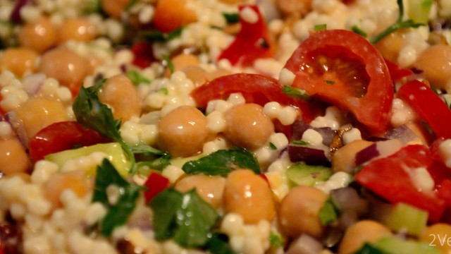 Salată de cuș-cuș / mei