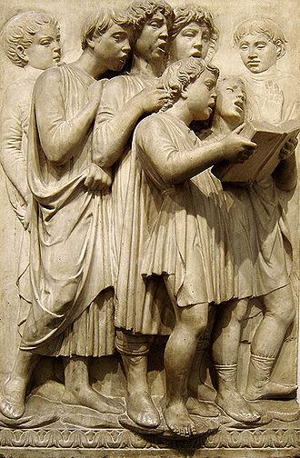 Cantoria_luca_della_robbia22 motets renasterea italiana