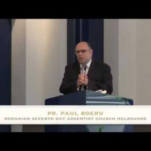 Fundamentalisti Sau Teroristi – Pr. Paul Boeru (19/09/2015)