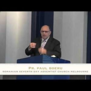 Israel in Profetie – Pr. Paul Boeru (06/06/2015)