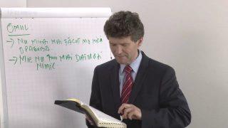 HORST MÜLLER – SB10 – Isus în Ierusalim