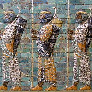 persians immortals