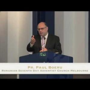 Adventisti ai vechiului testament: Moise si generatia lui (pt 3) – Pr. Paul Boeru (27/02/16)