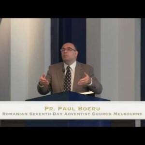 Sa Stiti si sa Intelegeti… Timpul – Pr. Paul Boeru (14/11/15)
