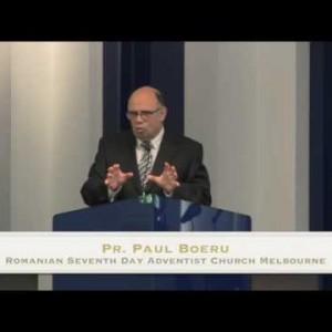 Adventisti ai vechiului testament: Moise si generatia lui (pt 2) – Pr. Paul Boeru (20/02/16)