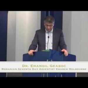 Pocainta si ziua ispasirii (pt 2) – Dr. Emanoil Geaboc (21/05/16)