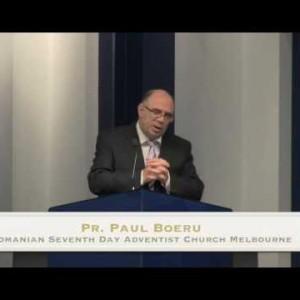 Ilie si Generatia Lui pt 2 – Pr. Paul Boeru (04/06/16)
