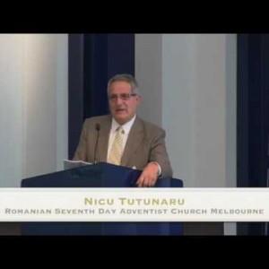 Invataturi Din Viata Extraordinara a Patriarhul Iacob – Nicu Tutunaru (28/11/15)