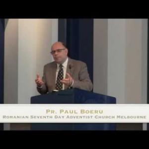 Rolul Legii in Judecata Oamenilor – Pr. Paul Boeru (31/10/15)