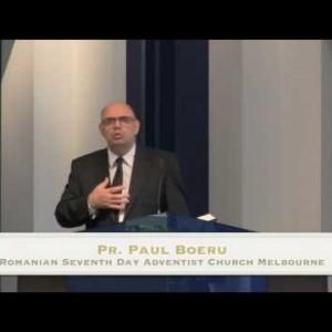 Sfanta Cina: Trupul Lui Isus Care Se Frange – Pr. Paul Boeru (26/12/15)