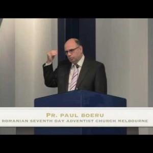 Ilie si Generatia Lui pt 1 – Pr. Paul Boeru (04/06/16)