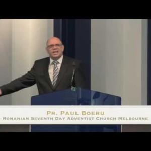 Adventisti ai vechiului testament: Moise si generatia lui (pt 1) – Pr. Paul Boeru (06/02/16)