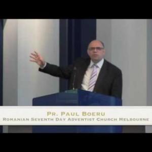 Adventisti ai Vechiului Testament: Noe – Pr. Paul Boeru (28/11/15)