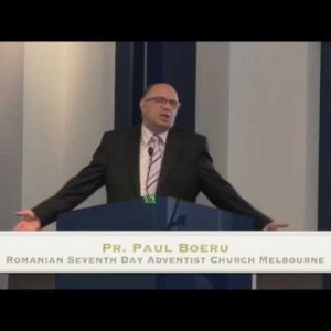 Adventisti ai vechiului testament: Moise si generatia lui (pt 5) – Pr. Paul Boeru (30/04/16)
