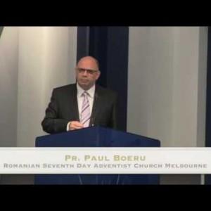 Adventisti ai vechiului testament: Moise si generatia lui (pt 4) – Pr. Paul Boeru (02/04/16)