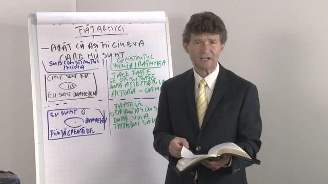 HORST MÜLLER – SB12 – Ultimele zile ale misiunii lui Isus